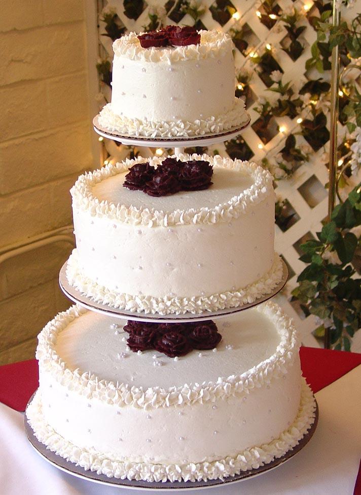 Wedding Cake Vanilla Filling Beth S Stuff